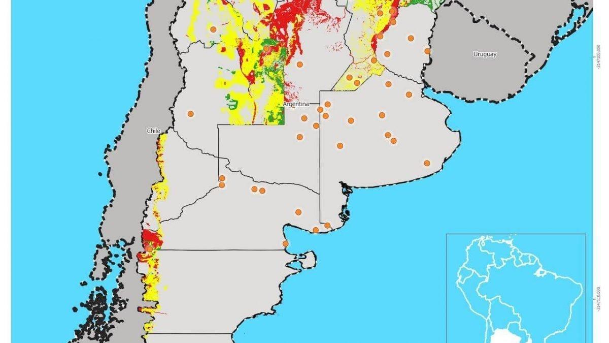 Grandes Transacciones de Tierra y ordenamiento territorial de los bosques nativos de Argentina (Ley Nac. 26.331)