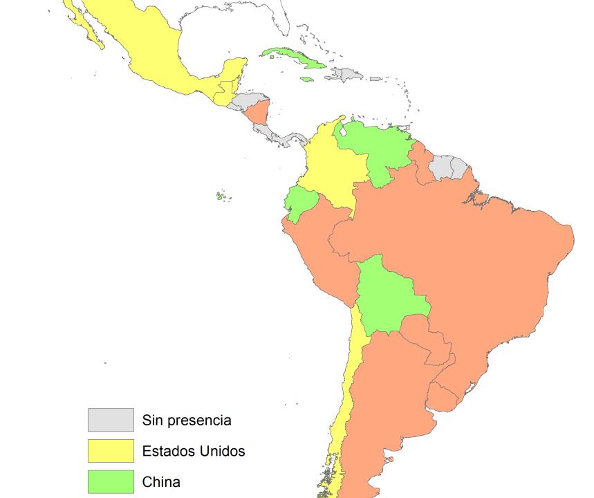 Las inversiones extranjeras en America Latina