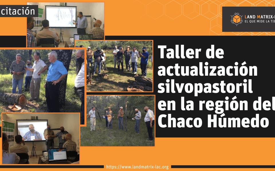 Taller Silvopastoril Chaco