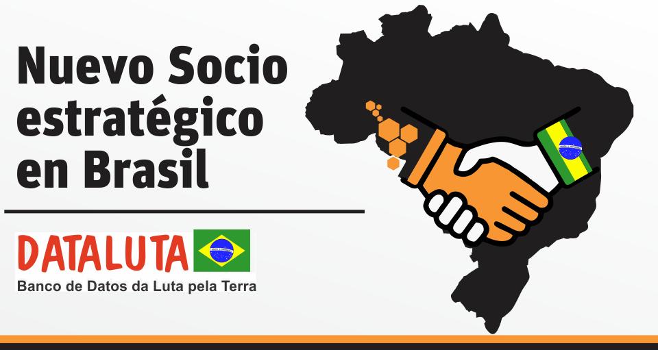 Nuevo Socio Dataluta Brasil